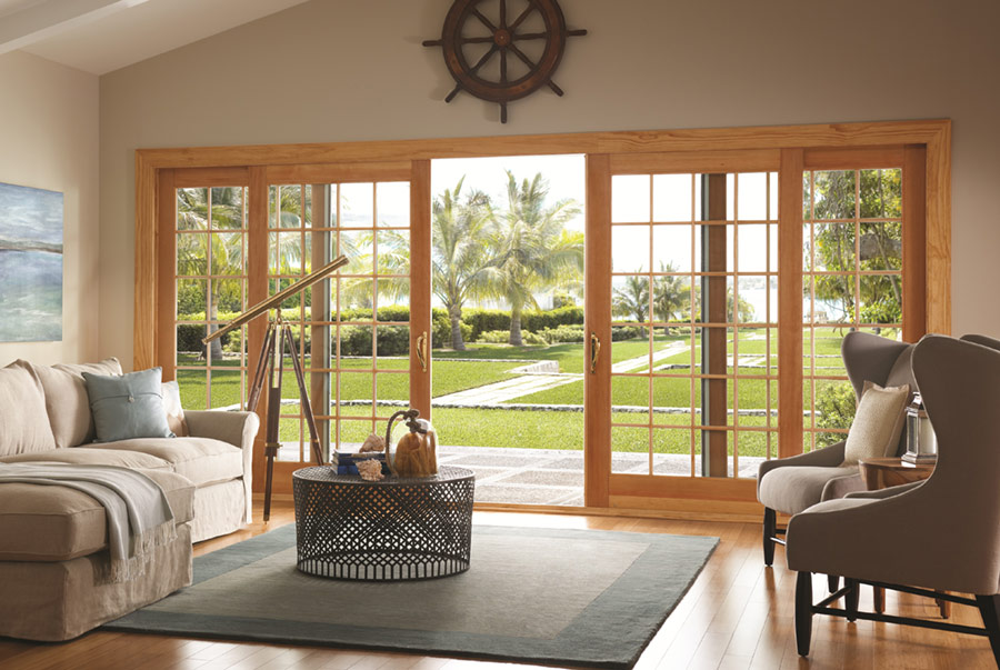 Ply Gem Sliding Window : Sliding glass doors by charles pappas remodeling